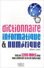 Dictionnaire informatique et internet